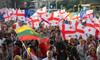 Gürcistan'da protestolar devam ediyor