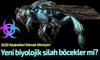 Yeni biyolojik silah böcekler mi?