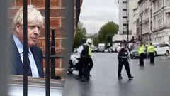PKK/YPG sempatizanı Boris Johnson'a kaza yaptırdı