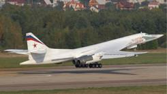 Rus bombardıman uçağı: TU-160
