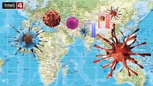 Dünyada virüs paniği! Dalga dalga yayılıyor