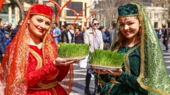 Türk dünyasında Nevruz