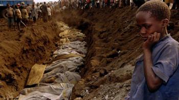 Fransa'nın Cezayir ve Ruanda katliamı