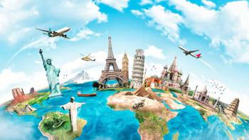 Dünyanın en fazla turist ağırlayan şehirleri