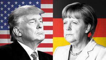 Almanya-ABD dostluğu parçalanıyor