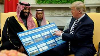 Suudi Arabistan dünya lideri