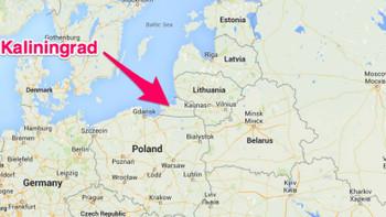 AB içerisindeki Truva Atı: Kaliningrad