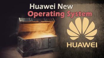 Huawei yeni işletim sistemi ile rekabete ortak
