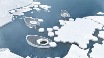 ''Buz dağı üreten gemi'' fikri