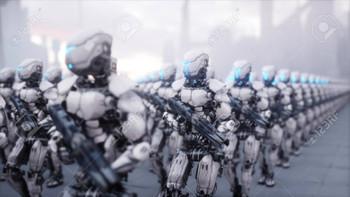 PAX, Katil robotlar üretiliyor