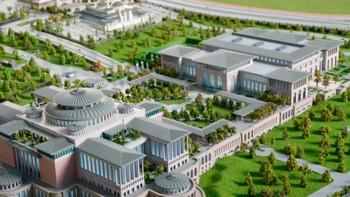 ''Cumhurbaşkanlığı Kütüphanesi'' açılıyor