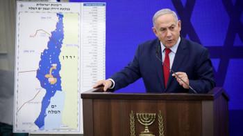 İsrail Batı Şeria'yı ilhak edecek