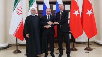 Türkiye-İran-Rusya zirvesine doğru