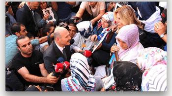 Diyarbakır annelerine destek büyüyor