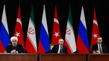 Ankara'daki üçlü Suriye zirvesinde neler yaşandı?