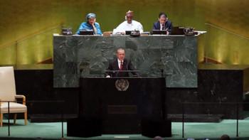 Erdoğan'ın küresel düzen eleştirisi