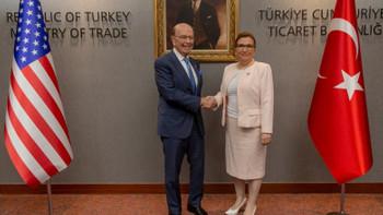 ABD-Türkiye dış ticaret hacmi