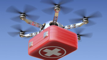 Drone ambulanslar geliyor