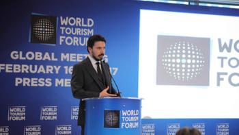 Bağcı: Türkiye turizmini model yapacağız