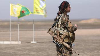 PYD/YPG ortada kaldı
