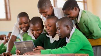 Google'dan Afrikalı öğrencilere dijital eğitim