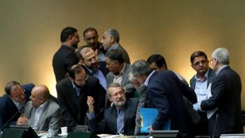İran Meclisi'nde Barış Pınarı Harekatı tartışması