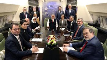 ABD'li heyet Türkiye'de