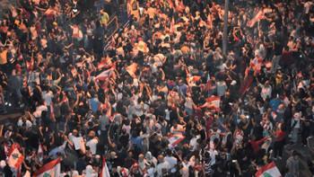 Lübnan'da ekonomik krizin sesleri