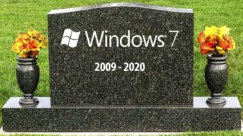 Windows 7 Emekli Oluyor!