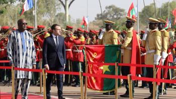 Fransa'dan Burkina Faso'ya askeri müdahale