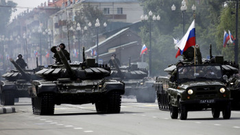 Rusya askeri potansiyelini daha da artıracak