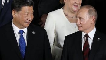 NATO'nun yeni düşmanı Çin mi?