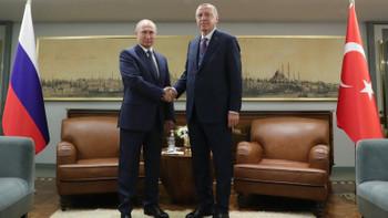 'Türk Akım'ı Türkiye ve Rusya'yı bir araya getirdi