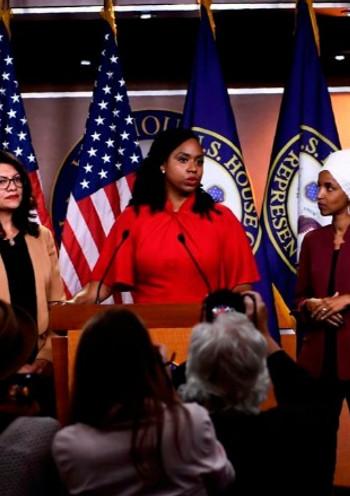 Trump'un hedefindeki 4 politikacı