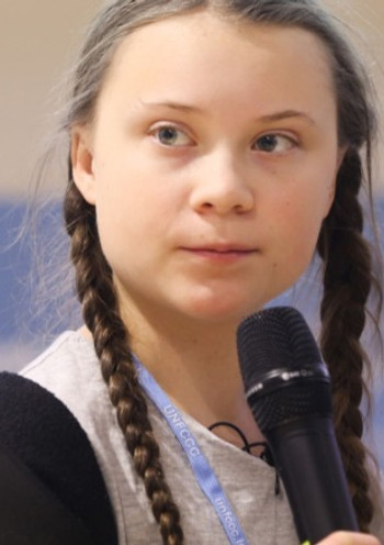 Dünyanın konuştuğu kız: Greta Thunberg