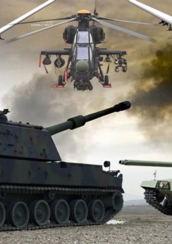 Türk savunma sanayisinin muhteşem yılı