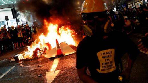 Hong Kong'daki belirsizlik sürüyor