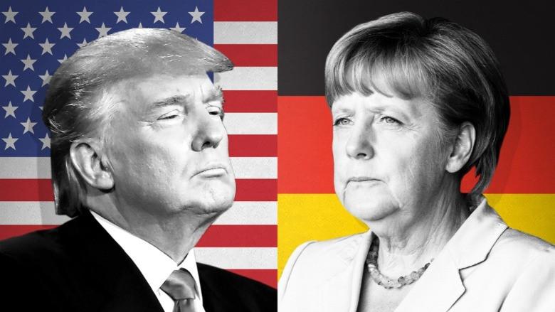 Almanya-ABD dostluğu parçalanıyor mu?