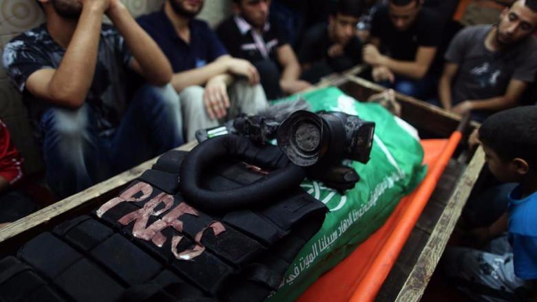 İsrail baskısı altında Filistinli gazeteciler