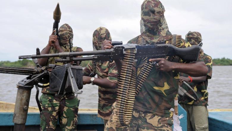 Sahra Altı Afrika'sında terörizm