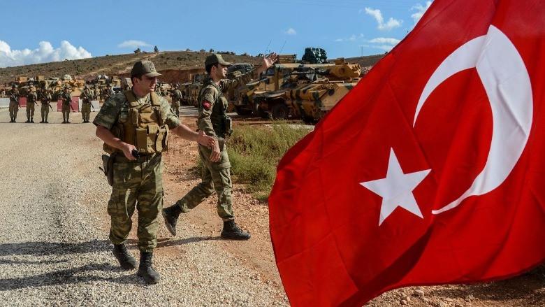 Türkiye'nin askeri üs stratejisi