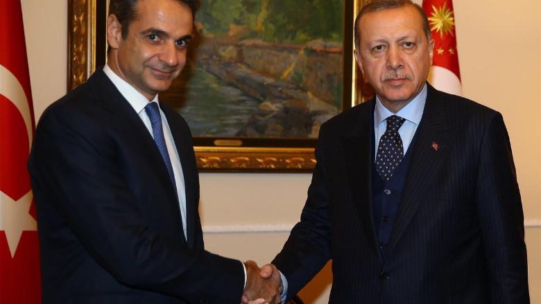 Yunanistan'da yeni başbakan Miçotakis