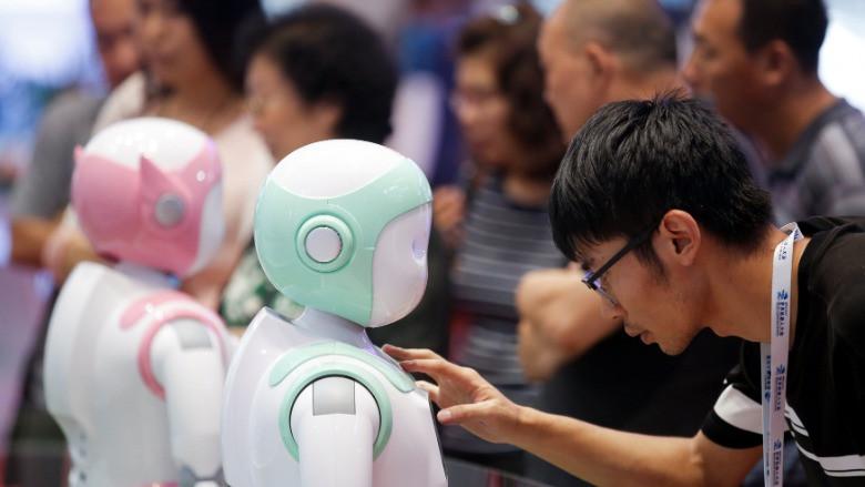 Çin'in yapay zeka üstünlük arayışı