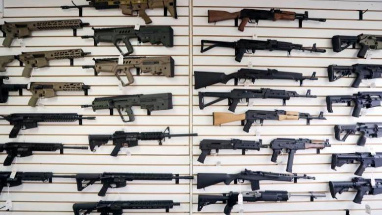 ABD'de bireysel silahlanma 300 milyona dayandı