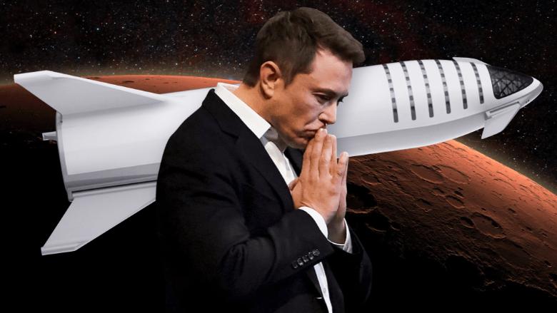 Elon Musk'ın çılgın Mars projesi