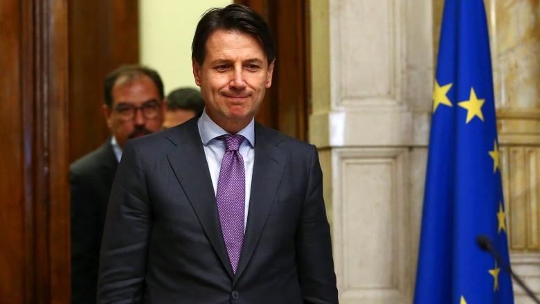 İtalya'da siyasi deprem
