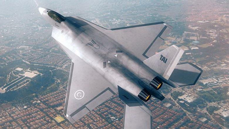 Türkiye'nin milli savaş uçağı TF-X'e Rusya desteği