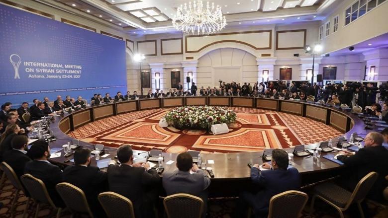 Suriye Anayasa Komitesi kuruluyor mu?
