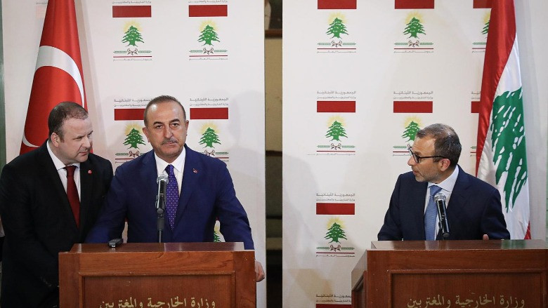 Türkiye ile Lübnan arasındaki gerilim sürüyor