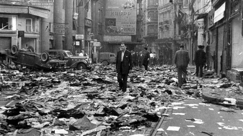 6-7 Eylül olayları 64. yıldönümünde